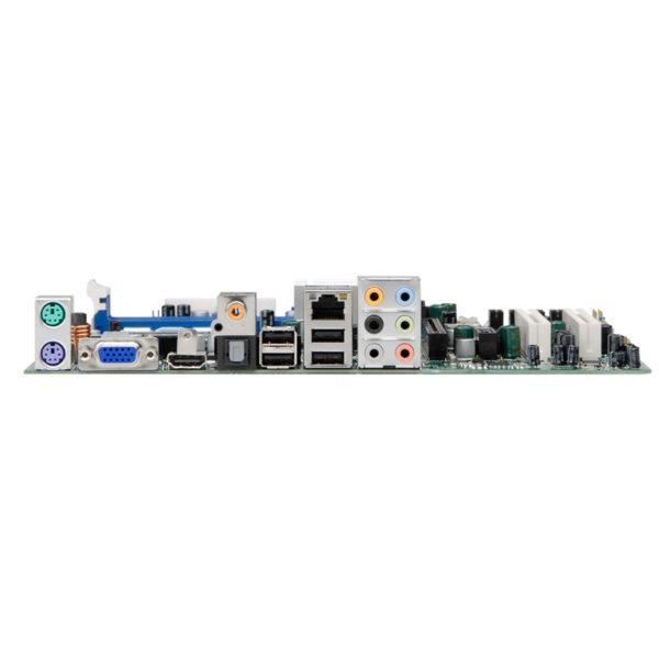 2808005 - Micro-ATX Motherboard with Socket LGA 775 for Core 2 Duo / Core 2 Quad / Pentium Dual-Core / Celeron D series processors