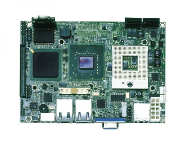"""3308410 - 3.5"""" Embedded Controller with Socket P for Intel Core 2 Duo Processor"""
