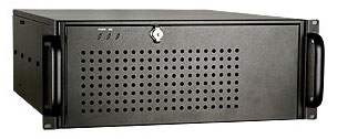 1404150 - 4U 14-SLOT Industrial Rackmount Chassis for Full-Size SBC or ATX / mATX Motherboards