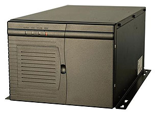 1407660 - 6-SLOT Industrial Wallmount Chassis for Full-Size SBC