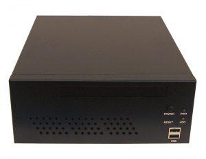 1407662 - Wallmount / Desk Mount Mini-ITX Server Chassis