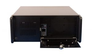 1407665 - 4U 14-SLOT Industrial Rackmount Chassis for Full-Size SBC or ATX Motherboards