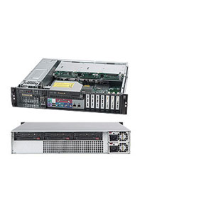 1408002 - 2U 17 inch Industrial Rackmount Chassis for Extended ATX motherboards
