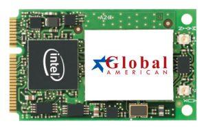 1507651 - Mini-PCI Express (mini-PCIe) Wireless LAN Card