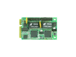 1507790 - Mini PCI Express (Mini-PCIe) Dual Gigabit LAN Card