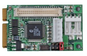 1507810 - Mini PCI Express Card (Mini-PCIe) LVDS Module