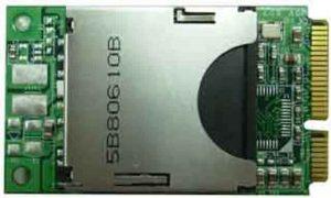 1507840 - Mini-PCI Express (Mini-PCIe) SD/SDHC Card