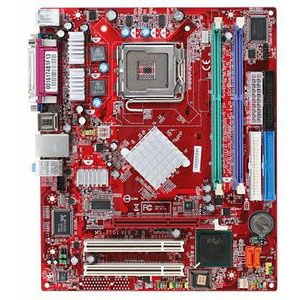 2807627 - Micro-ATX Motherboard with LGA 775 (Socket T) for Intel Pentium 4 / Pentium D / Celeron D series processors
