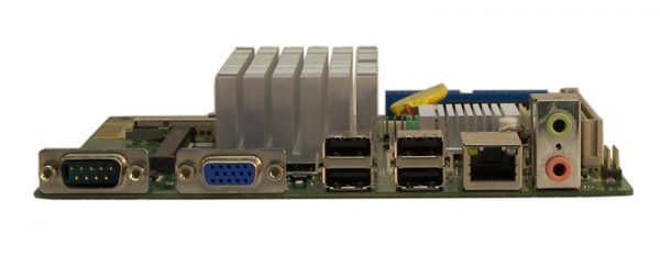 2807648 - Mini-ITX Motherboard with Embedded Fanless Intel Atom N270 1.6 GHz Processor