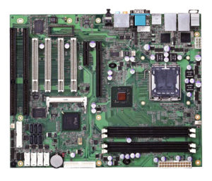2807770 - ATX Motherboard with LGA 775 for Intel Core 2 Duo / Core 2 Quad / Pentium D / Pentium 4 series processors