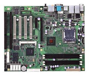 2807770 - ATX Motherboard with LGA 775 for Intel Core 2 Duo / Core 2 Quad / Pentium D / Pentium 4 series processors