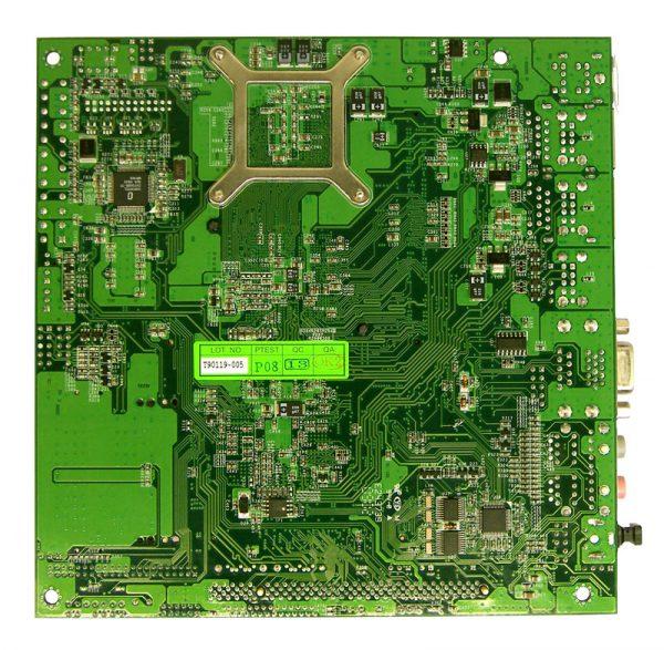 2808160 - Mini ITX Motherboard with Embedded Fanless Intel ATOM N270 1.6 GHz Processor