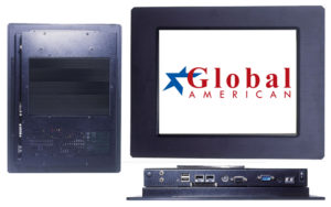 2907720 - 12.1 inch Ultra Slim Fanless Panel PC with Anti-Glare Touch Panel LCD Display