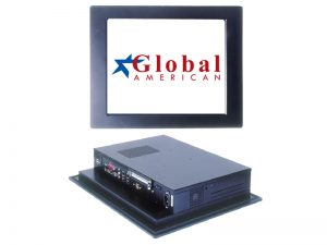 2907770 - 19 inch High Speed Panel PC w/ Touchscreen LCD Display