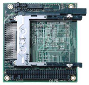 3007634 - PC 104 2 x PCMCIA Module