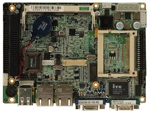 WAFER-8522-1GZ-R10 Embedded Controller with Embedded Intel Celeron M Processor-17958