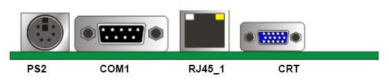 3307568 - Full-Size PICMG 1.0 SBC with LGA 775 (Socket T) for Intel Core 2 Quad / Core 2 Duo Processors