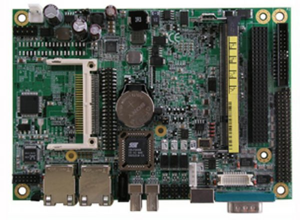 "3308370 - 3.5"" Embedded Controller with the Intel Atom Z510 or Z530 Processor"