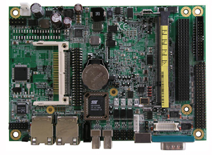 """3308370 - 3.5"""" Embedded Controller with the Intel Atom Z510 or Z530 Processor"""