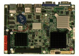 NANO-ATOM EPIC SBC with Intel Atom N270 Processor -18175
