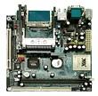 1EPIA10 EPIA M Mini-ITX motherboard 1 GHz, C3 / Eden EBGA processor-19220