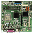 IMB-9154-R10 Industrial Micro ATX Motherboard with LGA 775 for Intel Pentium 4 / Celeron D series processors-19240