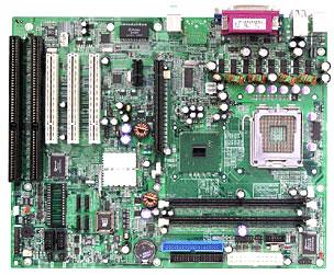 MB880F Industrial ATX Motherboard for Intel Pentium 4 / Celeron D series processors-19261