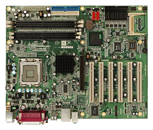 IMBA-8654 Industrial ATX Motherboard with LGA 775 (Socket T) for Intel Pentium 4 / Pentium D / Celeron D series processors-19323
