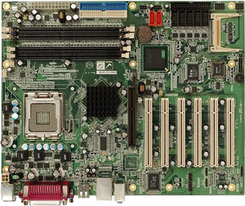 IMBA-8654 Industrial ATX Motherboard with LGA 775 (Socket T) for Intel Pentium 4 / Pentium D / Celeron D series processors-0