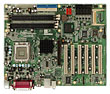 IMBA-8654 Industrial ATX Motherboard with LGA 775 (Socket T) for Intel Pentium 4 / Pentium D / Celeron D series processors-19324