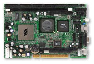 SBC82600VEA-400 Half-size PCI SBC With FANLESS EDEN CPU-0