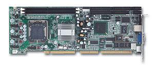 SBC81202 Full-Size PICMG 1.0 SBC with LGA 775 (Socket T) for Intel Pentium 4, Celeron D, or Pentium-18849