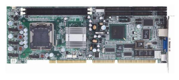 SBC81202 Full-Size PICMG 1.0 SBC with LGA 775 (Socket T) for Intel Pentium 4, Celeron D, or Pentium-0