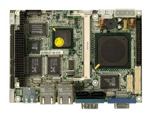 "WAFER-LX 3.5"" Embedded Controller with Embedded AMD Geode LX800 Processor 500 MHz-18863"