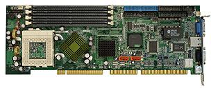 ROCKY-3702EV-R4V8 Full-Size PICMG 1.0 SBC with Socket 370 for Intel Pentium-III / Celeron Processors-18928