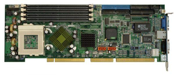 ROCKY-3702EV-R4V8 Full-Size PICMG 1.0 SBC with Socket 370 for Intel Pentium-III / Celeron Processors-0