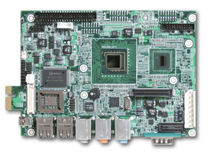 """PEB-2736 3.5"""" Embedded Controller with the Intel Atom Z510 processor-19172"""