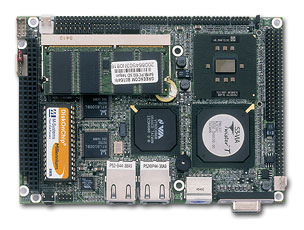 """HS-2608(400MHz) 3.5"""" Embedded SBC with Embedded Intel Celeron Processor 400 MHz or 650 MHz -18962"""