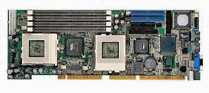 ROCKY-3742EVFG Full-Size PICMG DUAL Socket 370 Intel Pentium III / Celeron CPU SBC -0