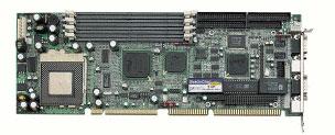 ROBO-608 Full-size PICMG SBC with Socket 370 Intel Pentium III / Celeron CPU -0