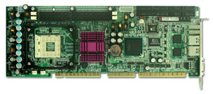 ROBO-8712EVG2A Full-size PICMG SBC with Socket 478 for Intel Pentium-4 / Celeron-D / Pentium-4-M Process -19042