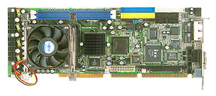 HS-7002 v1.3 Fullsize PICMG SBC with Intel Pentium 4 with Hyper Threading CPU -19047
