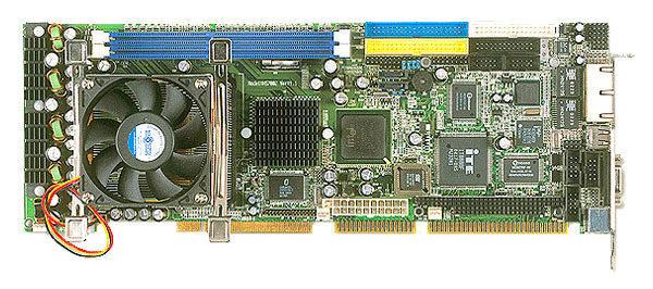 HS-7002 v1.3 Fullsize PICMG SBC with Intel Pentium 4 with Hyper Threading CPU -0