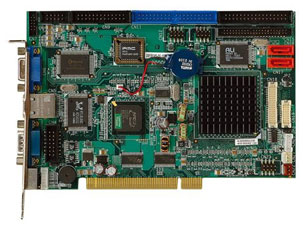 PICO-LX Half-Size PCI SBC with AMD LX800 -19085