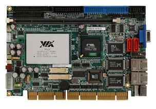 PCISA-MARK-R11 Half-Size PISA SBC with Mark 533/800 MHz Processor. -19096