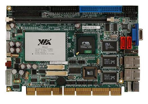 PCISA-MARK-R11 Half-Size PISA SBC with Mark 533/800 MHz Processor. -0
