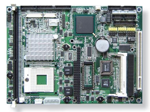 "EmCORE-i8520 5.25"" Embedded Controller with Socket 478 for Intel Pentium M / Celeron M or Embedded FANLESS ULV Intel Celeron M 600 -0"