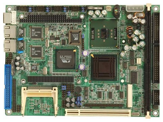 "NOVA-C400N-RS 5.25"" Embedded Controller with integrated Celeron ULV 400 MHz Processor-0"