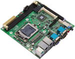 Mini-ITX Motherboard with Intel Q67 Express Chipset for 2nd Generation Core i3/i5/i/7 Desktop Processors