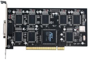 3907671 - PCI 8-Channel MPEG4 Software Compression Video Capture Card